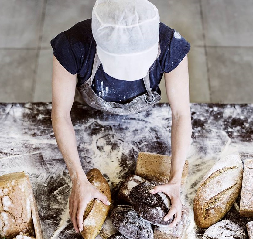 Betty quit her job to open her own bakery in Athens. Photo source: Betty's Bakery