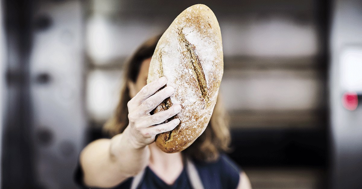 Betty's bakery supplies 3 different shops in Athens with its own home-made bread. Photo source: Betty's Bakery