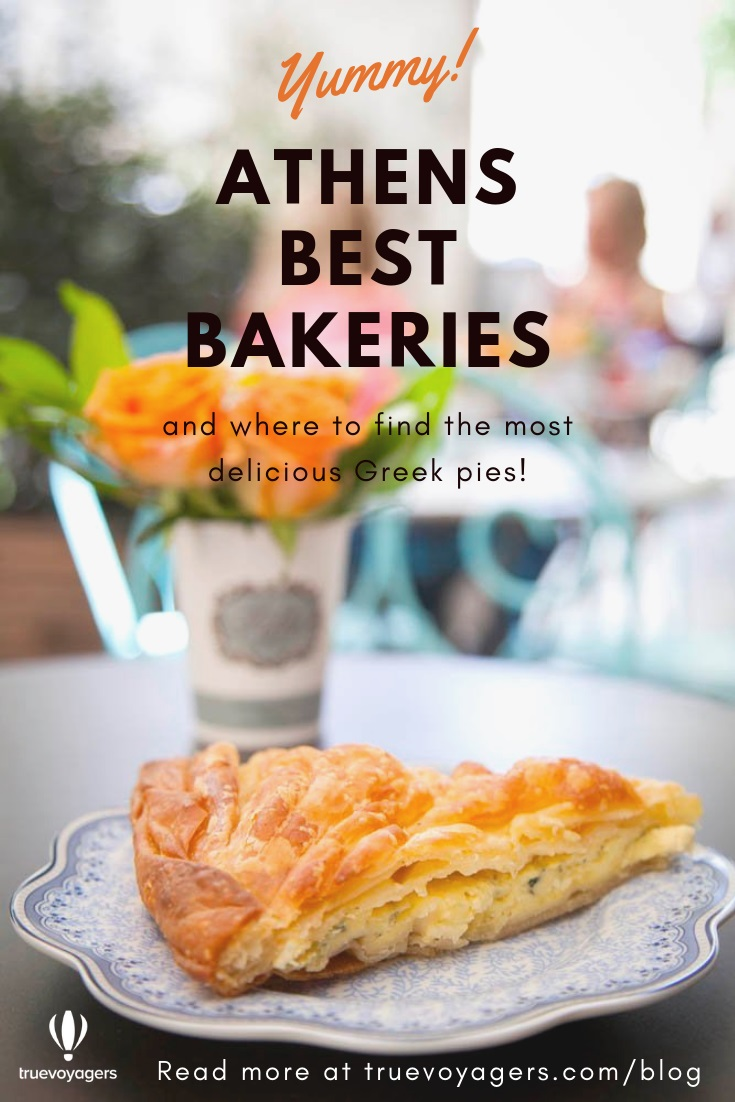 Where to Find the Most Traditional Pies in Athens and the City's Best Bakeries by Truevoyagers