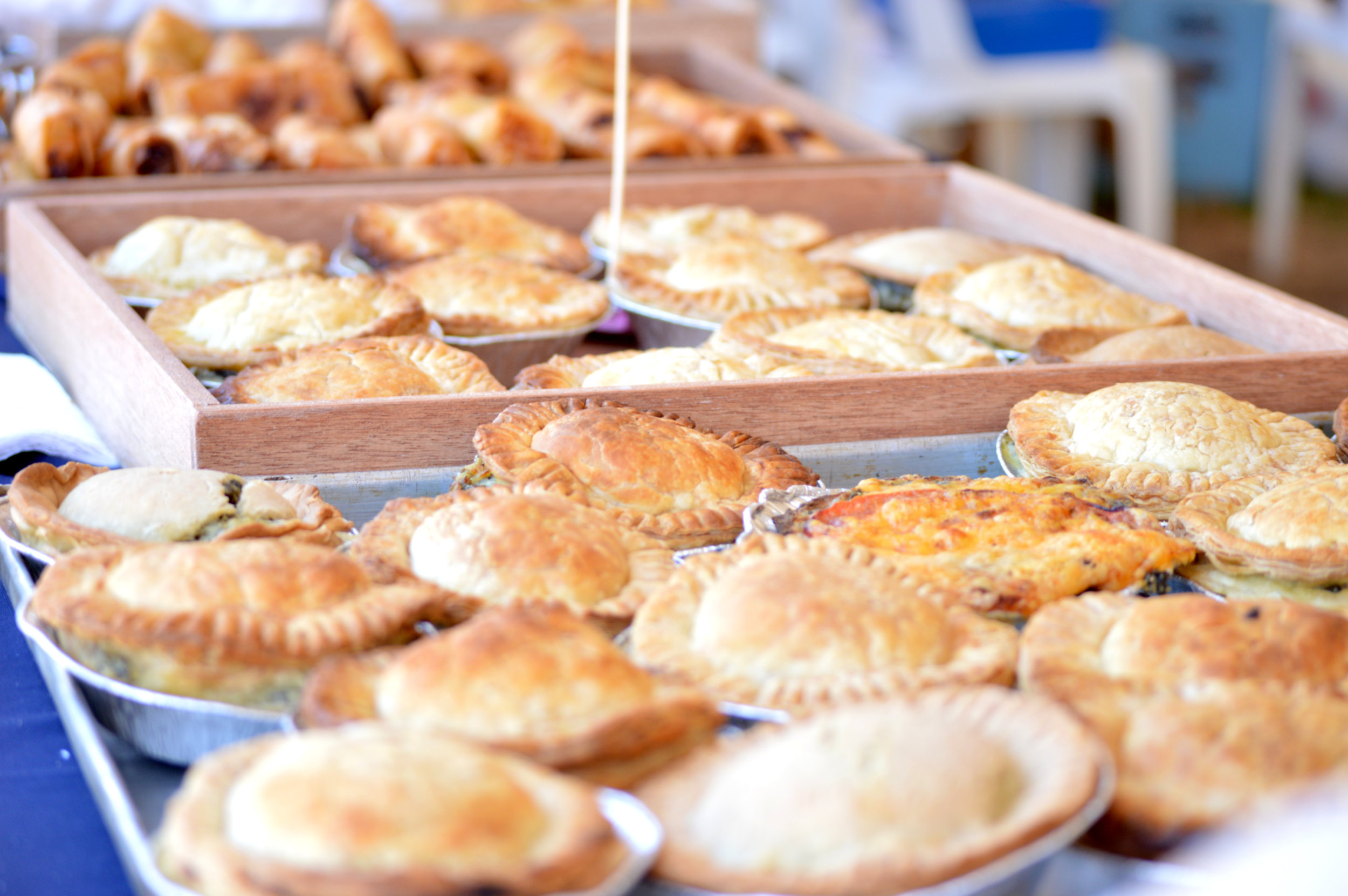 Athens is a paradise for all bread and pie lovers with bakeries offering local delicacies on almost every corner!