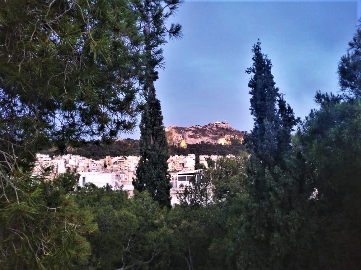 Magical capture of Lycabettus Hill. Photo source: Truevoyagers