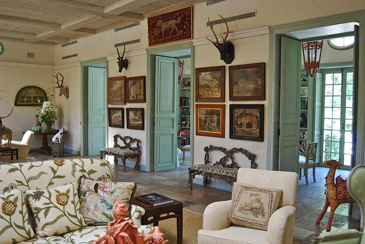 Provence Farmhouse -