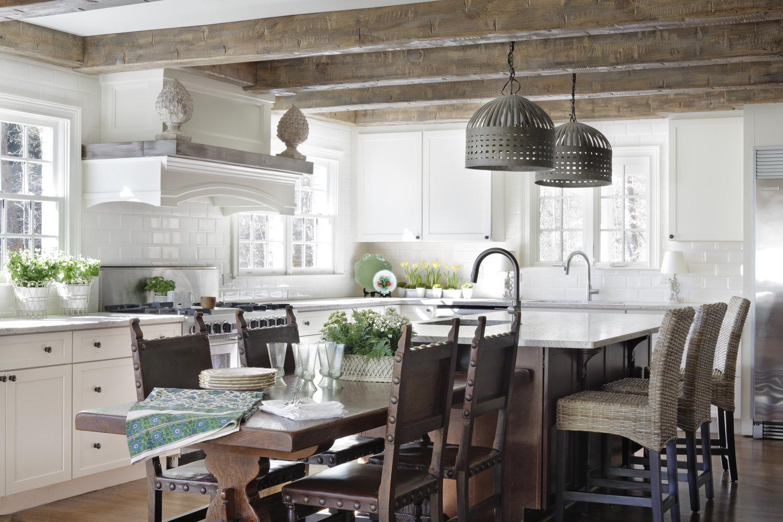 Rustic Kitchen Renovation -