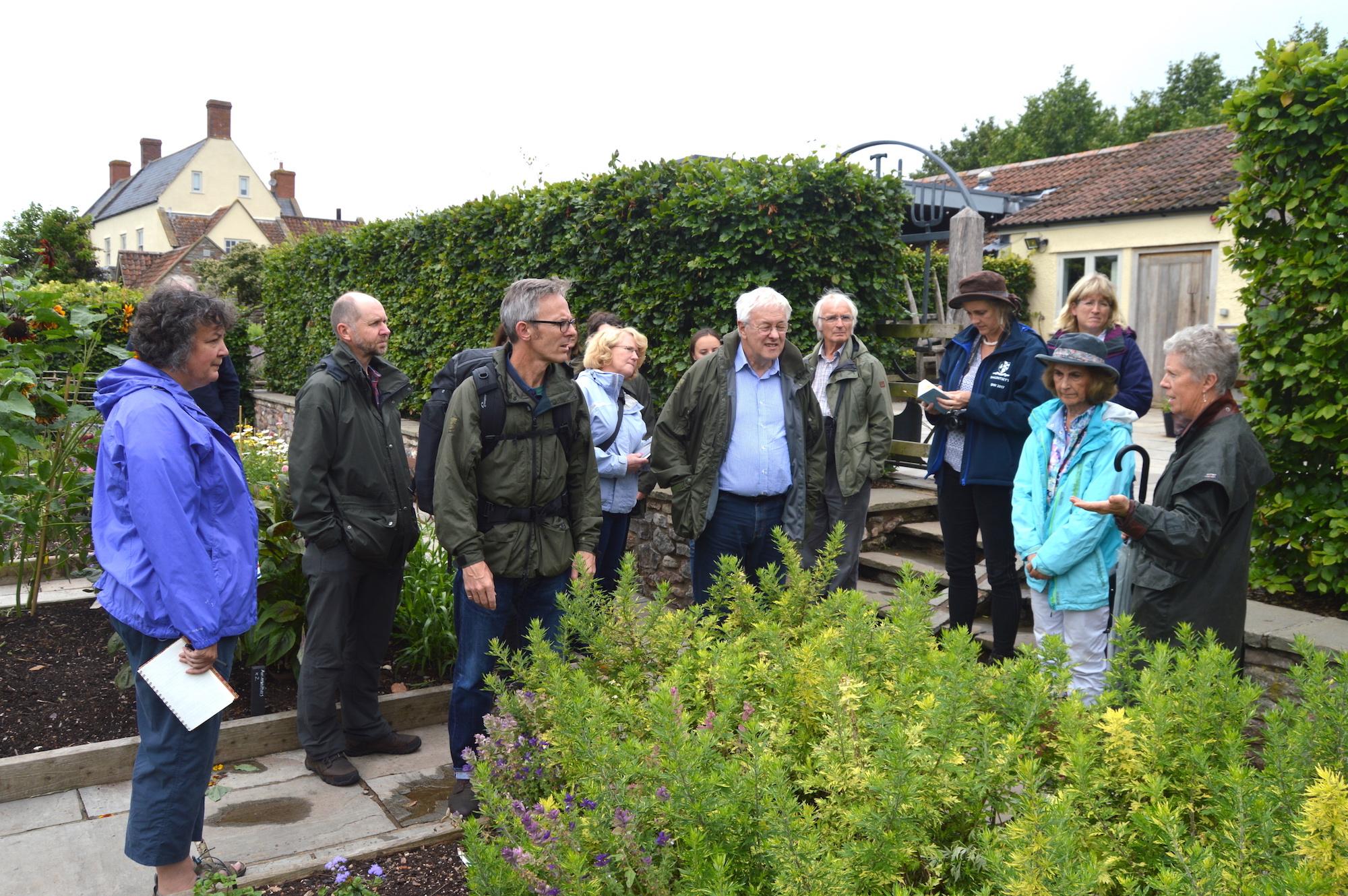 - Leading garden photographer Jason Ingram shares his skills at Yeo Valley Organic Gardens, Somerset, July 2017.