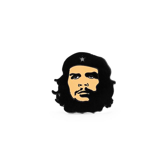"""I am not a liberator. The People liberate themselves"". ✊🏽 . . . #enamelpin #flairgame #pinaddiction #pinlover #pingameproper #pincollector #pinart #pingame #pingamestrong #pinstagram #pinoftheday #pinsofig #cheguevara #etsyshopping  #hardenamel #pinspinspins #che #merchdrop #pincollector #pincollectors #shoplatinx  #latinoart #latinxart #latinoartist #latinx #latinxbusiness #latinaentrepreneur #lapelpin #pinproudly"