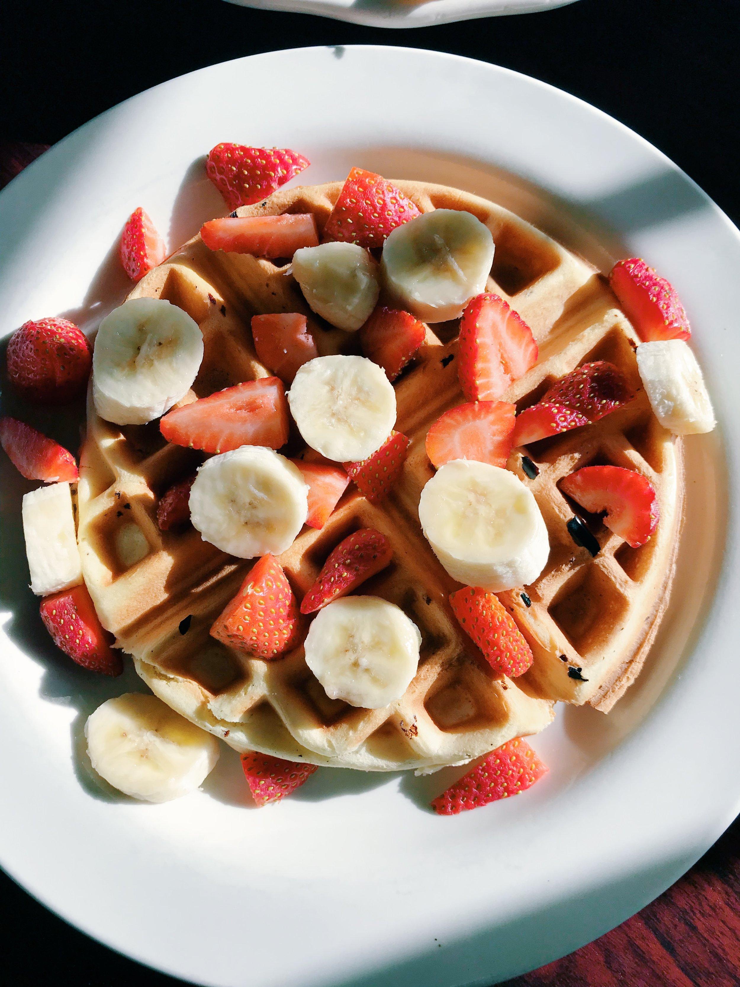 Best Homemade Waffle Recipe
