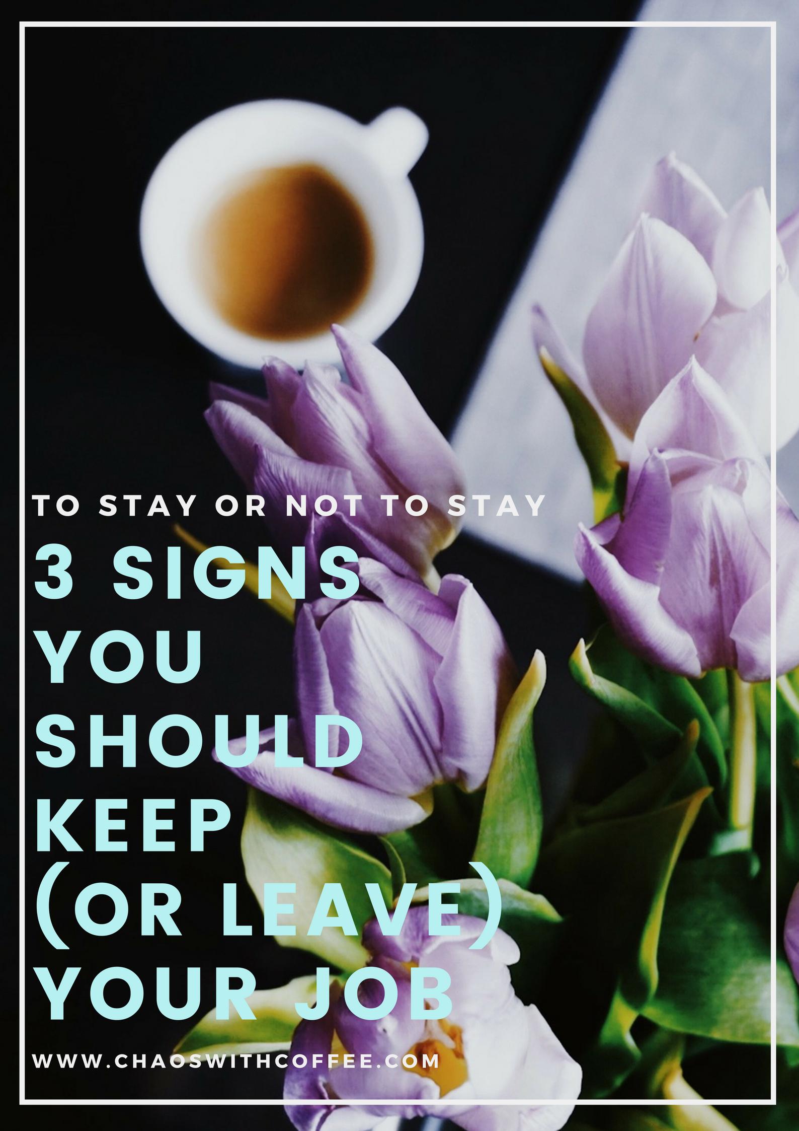Keep or Leave?