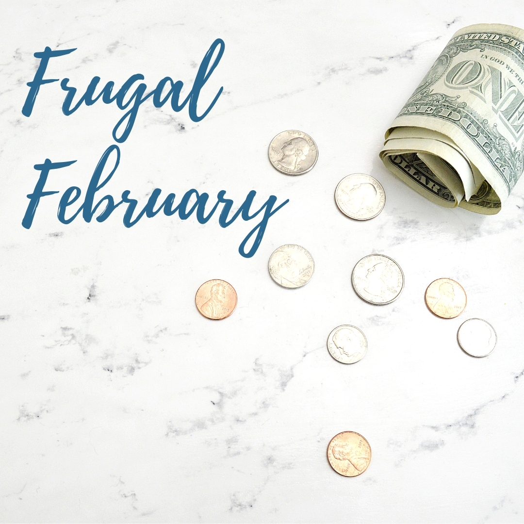 Frugal February: How To  Build A Budget System That Works