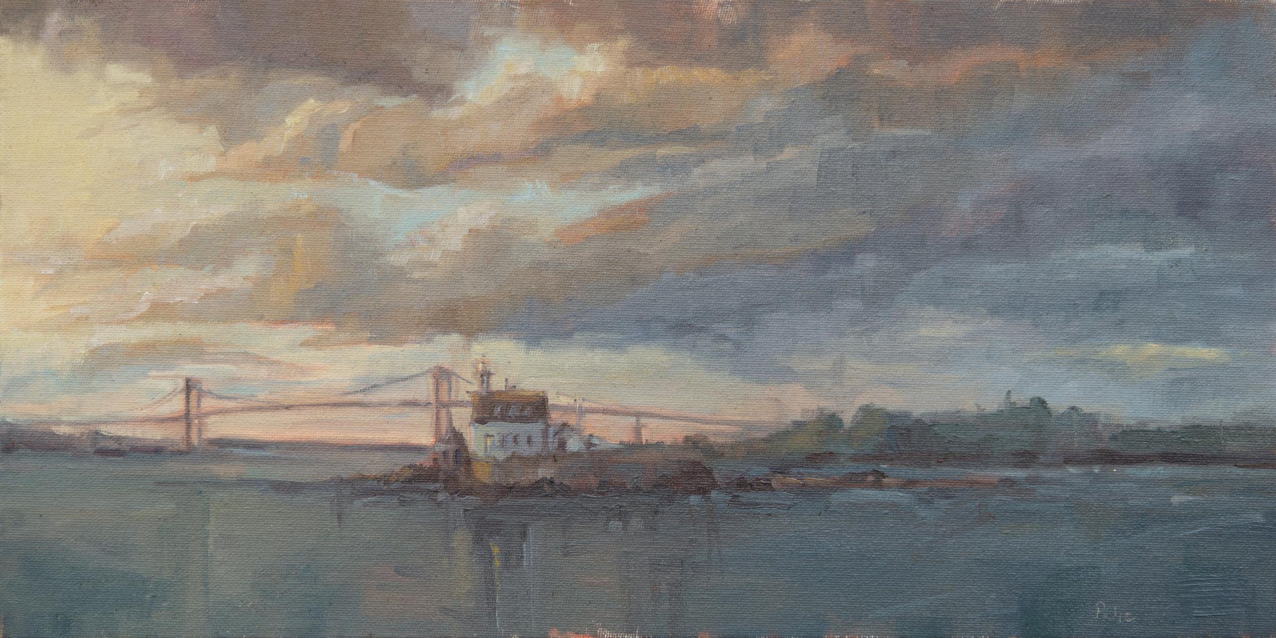 Narragansett Sunset