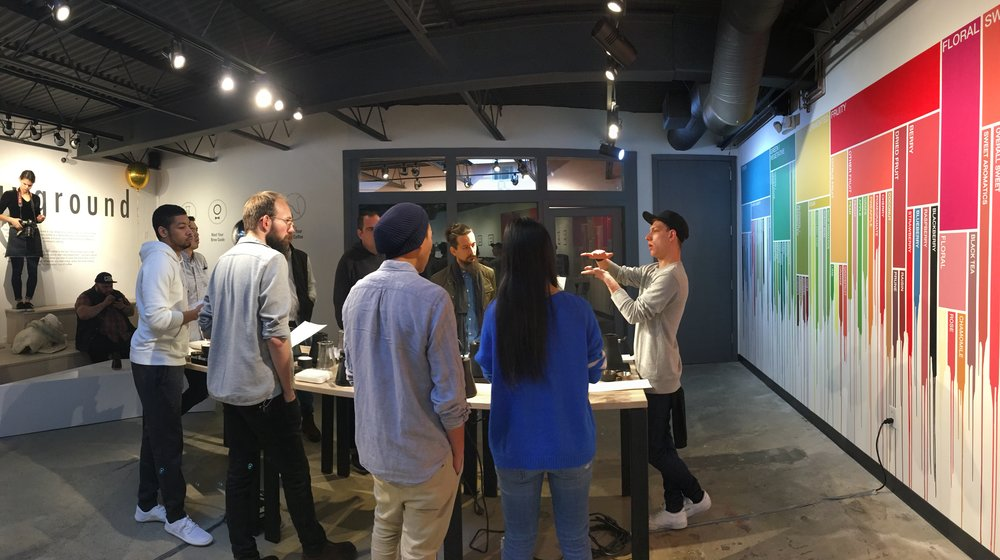 In-store Experiences -