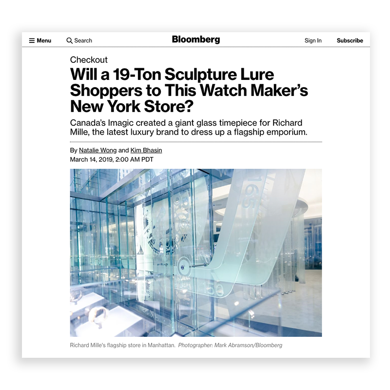 Bloomberg | March 2019