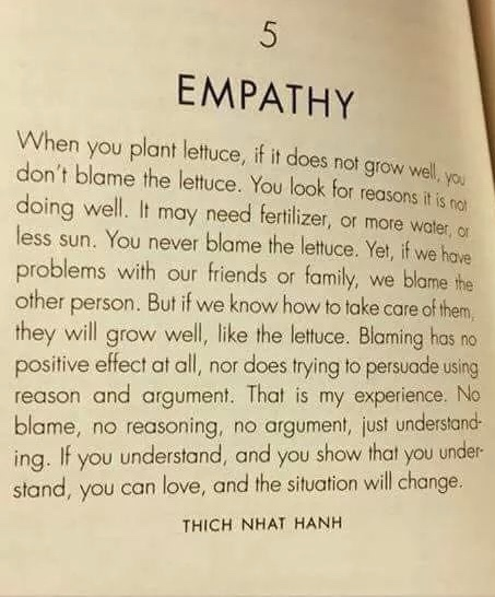 Teaching children empathy might be one of the most important lessons for living a compassionate life and comminicating with others.