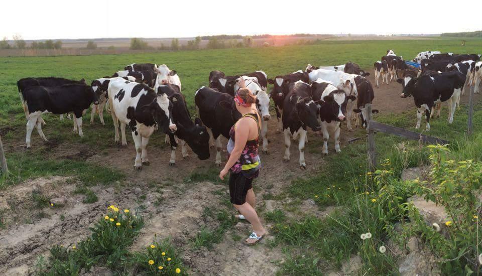À toi la future femme d'agriculteur - Agrimom