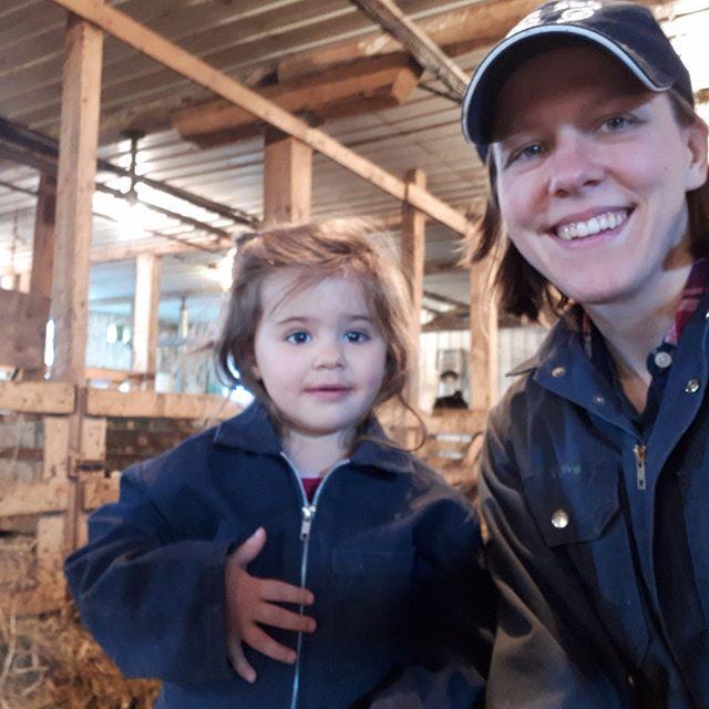 Une agricultrice pas comme les autres! #agrimom #agricultrice #blog #agplusquejamais