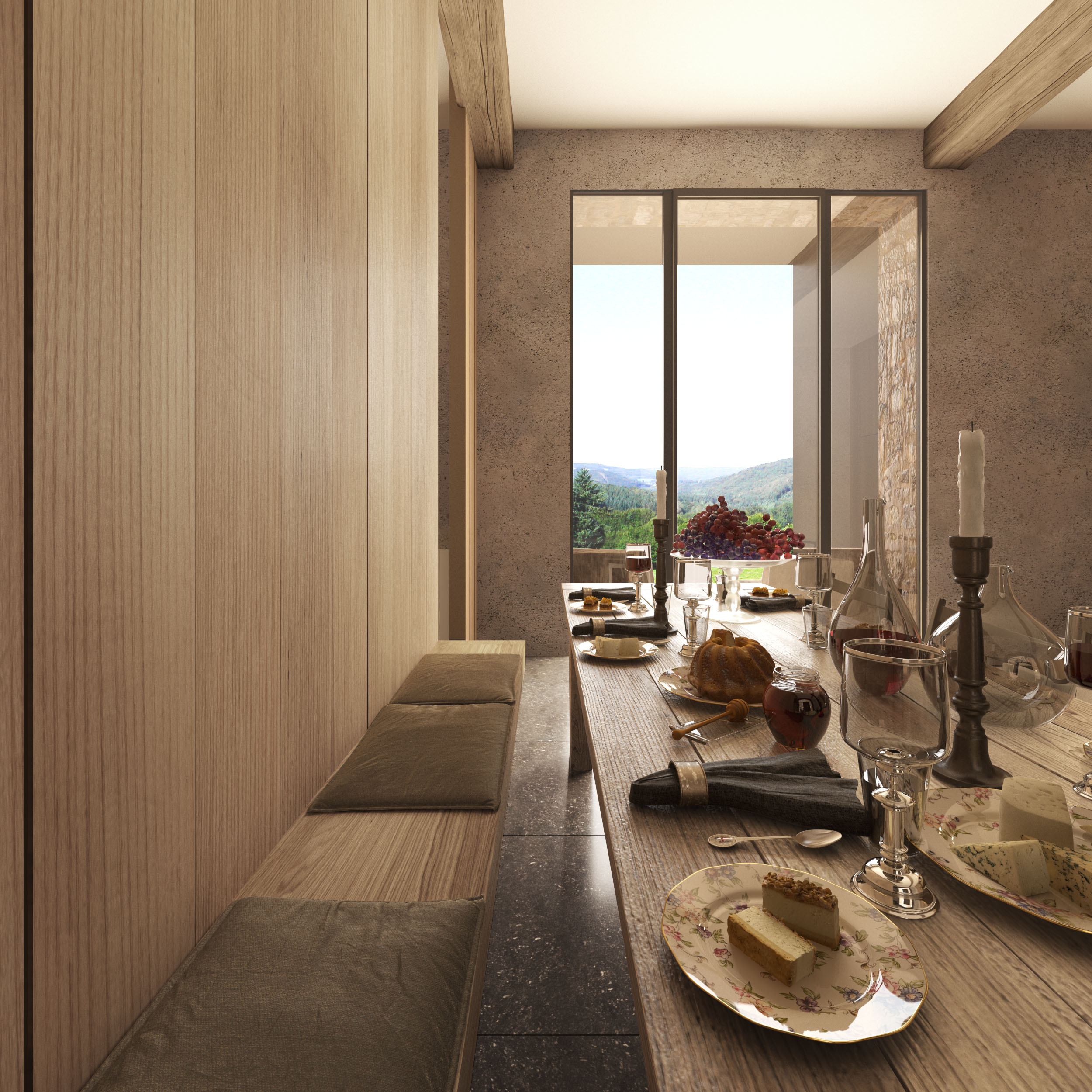 Residences -