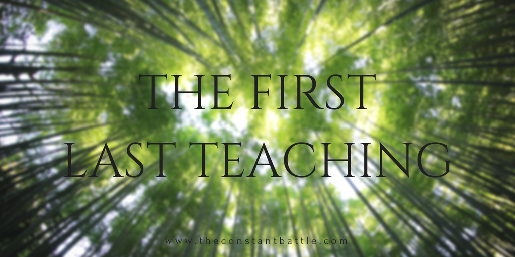 The First Last Teaching.png