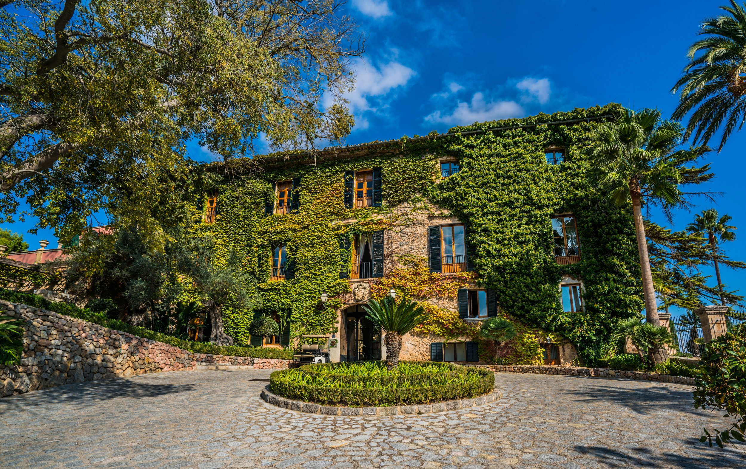 17th century luxurious estate in the Tramontana mountains  DBPhotogrraphy