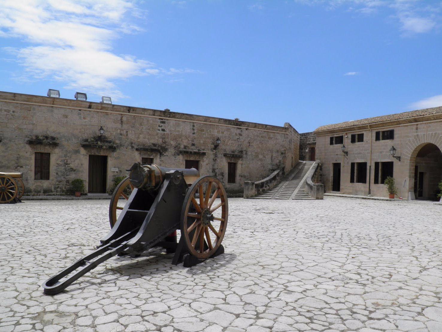 Military and historical retreat
