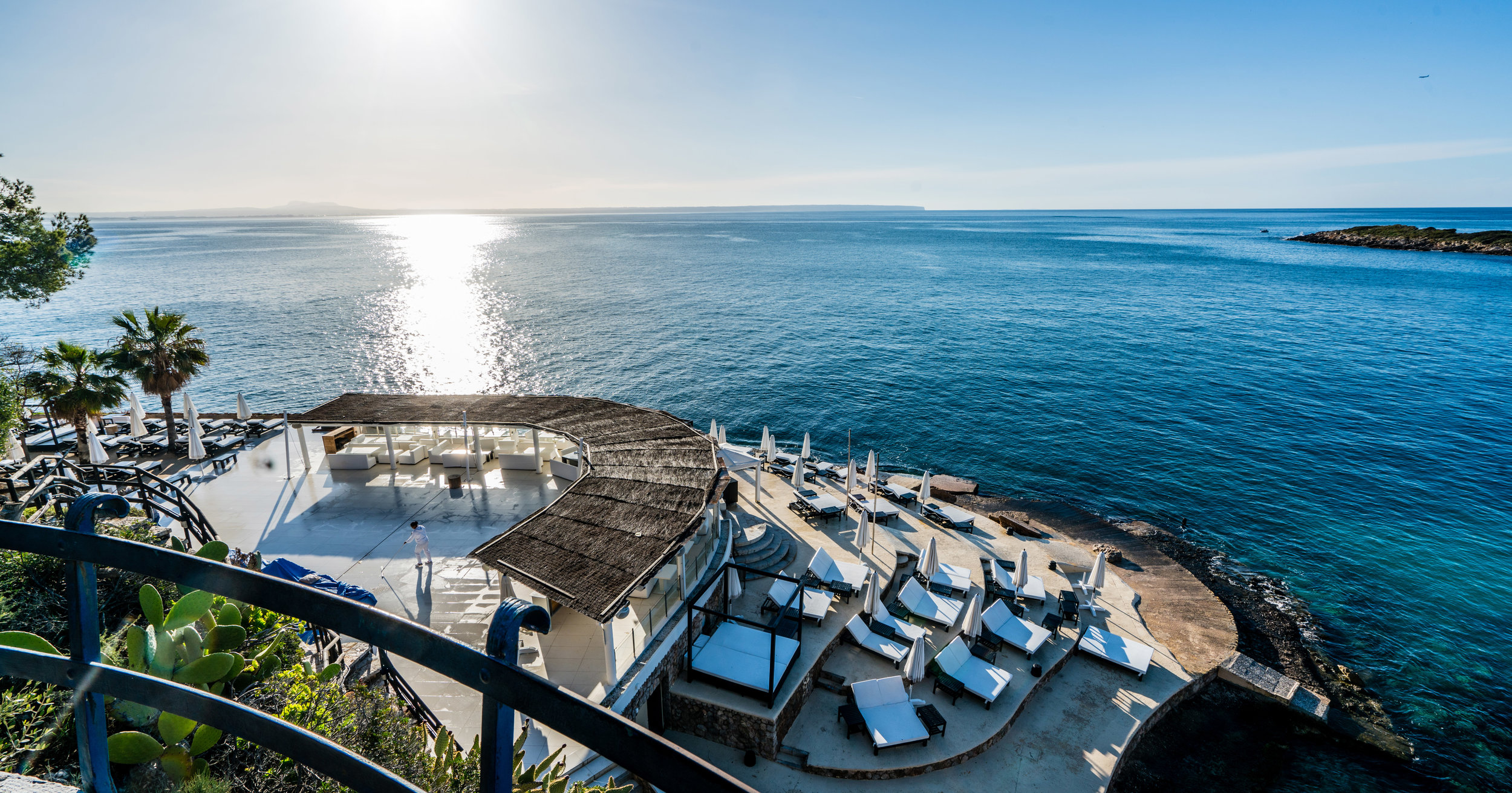 Mediterranean experience in the oasis by the sea.  DBPhotography