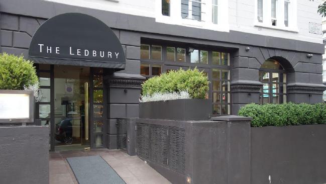 The Ledbury. London. 2017.