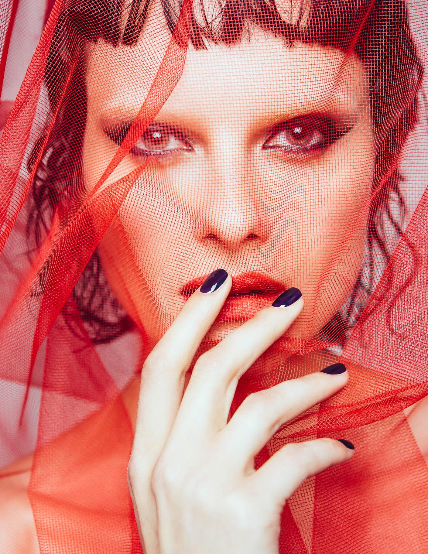 Glamour Magazine / Chanel