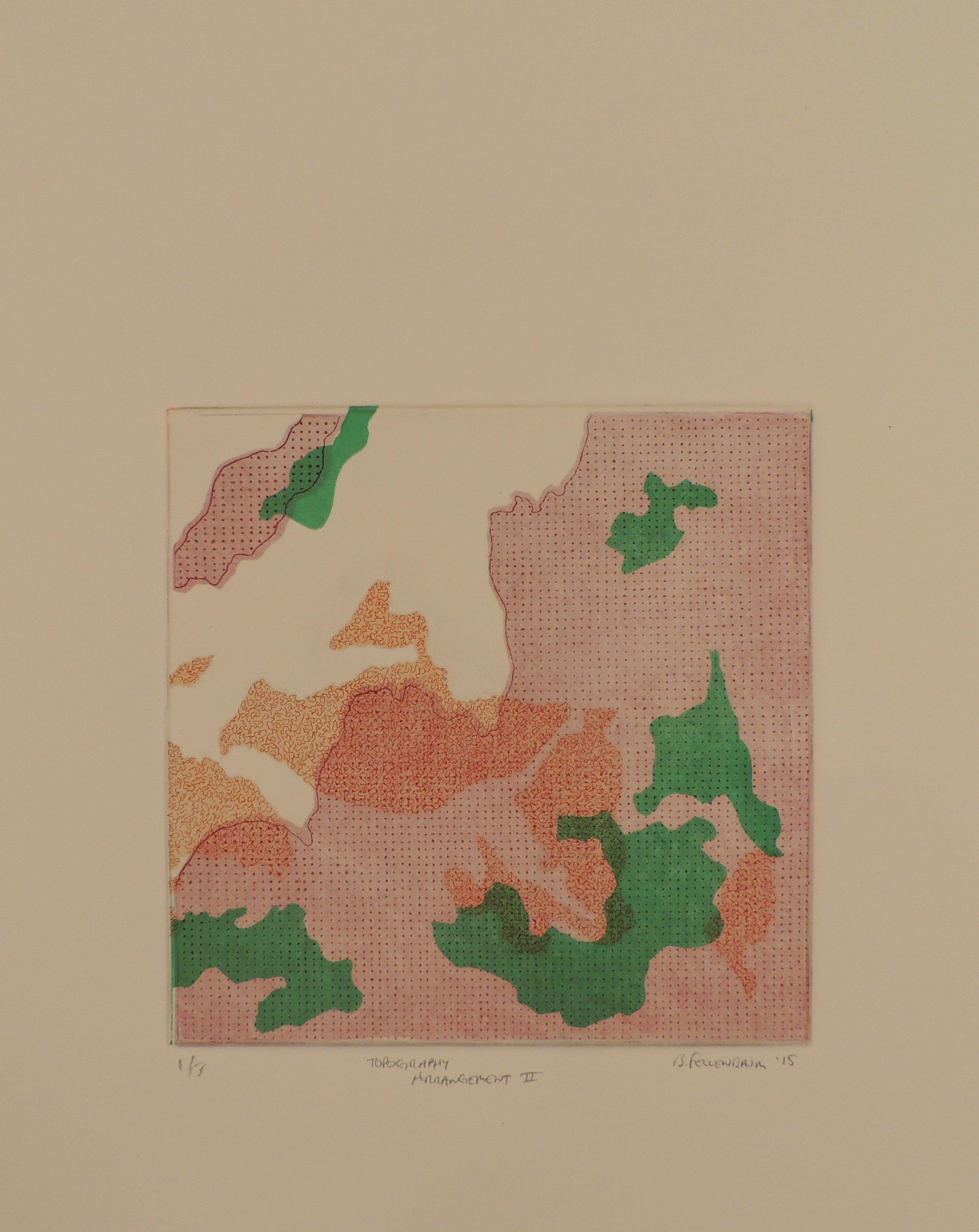 Topography Arrangement II