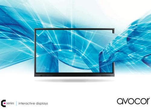 Download the Avocor E Series brochure