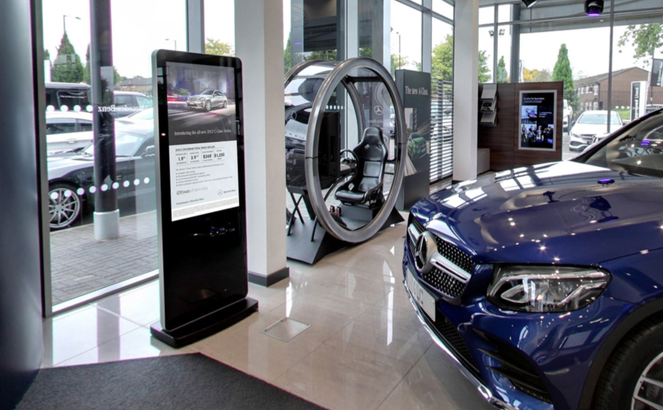 Click on the image to read the Mercedes Benz case study in full