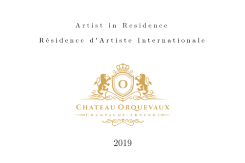 Residency at Chateau Orquevaux - November 1st - 29th, 2019Francine and Frank have been chosen to be artists in residence at the Chateau Orquevaux in France for the month of November. They will be working in studios and drinking champagne in the French countryside along with other artists from around the world.Read more about the residency here: Chateau Orquevaux - Artist Residency
