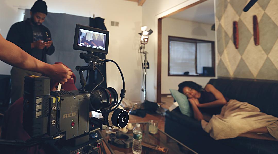 Behind the Scenes - Sheepish Film