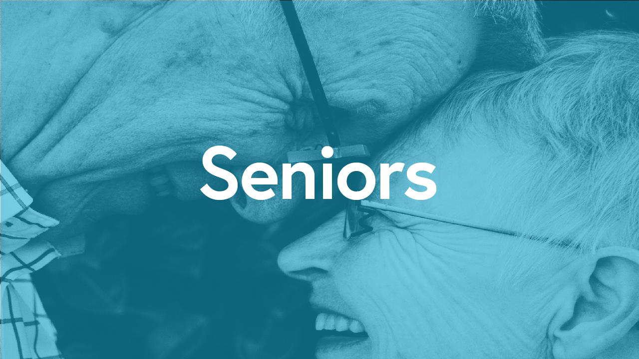 Senior's Ministries