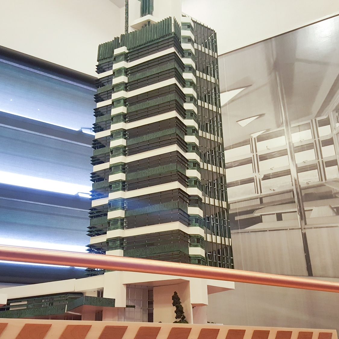 Model of the Price Tower