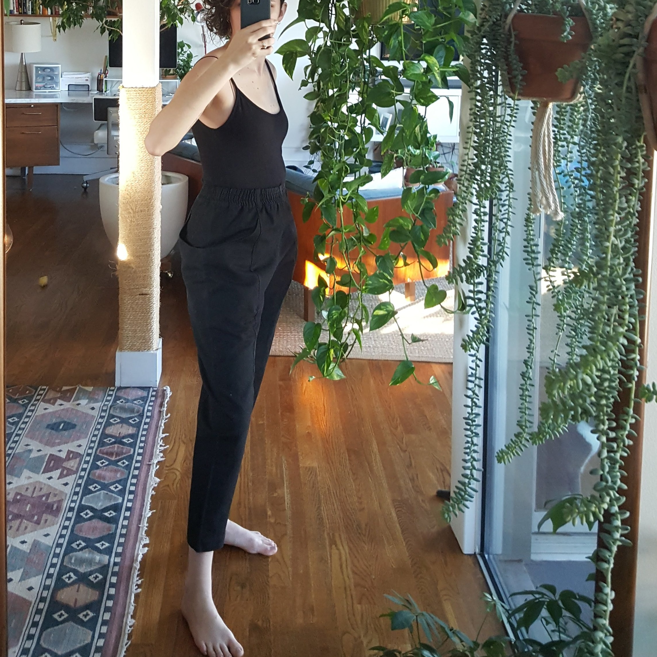 What works and what doesn't. - A review of the Elizabeth Suzann Canvas Clyde Work Pants