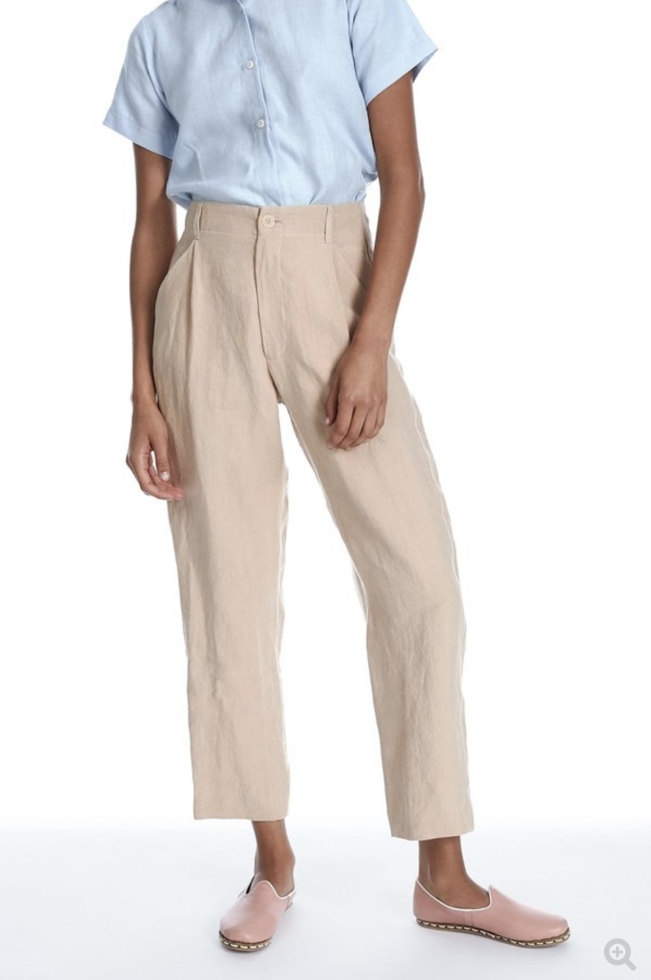 Blluemade Pant - I love the minimal styling on these but wish they were in something besides linen, although from my understanding this is kind of the Bllumade signature. The single pleat is super subtle but cutting. Nice subtle taper to the leg — although I'd love to see it a little less subtle. I love how the top of the pocket meets the pleat as well, it gives a sense of intention to the design. They aren't quite what I want, but A for execution.