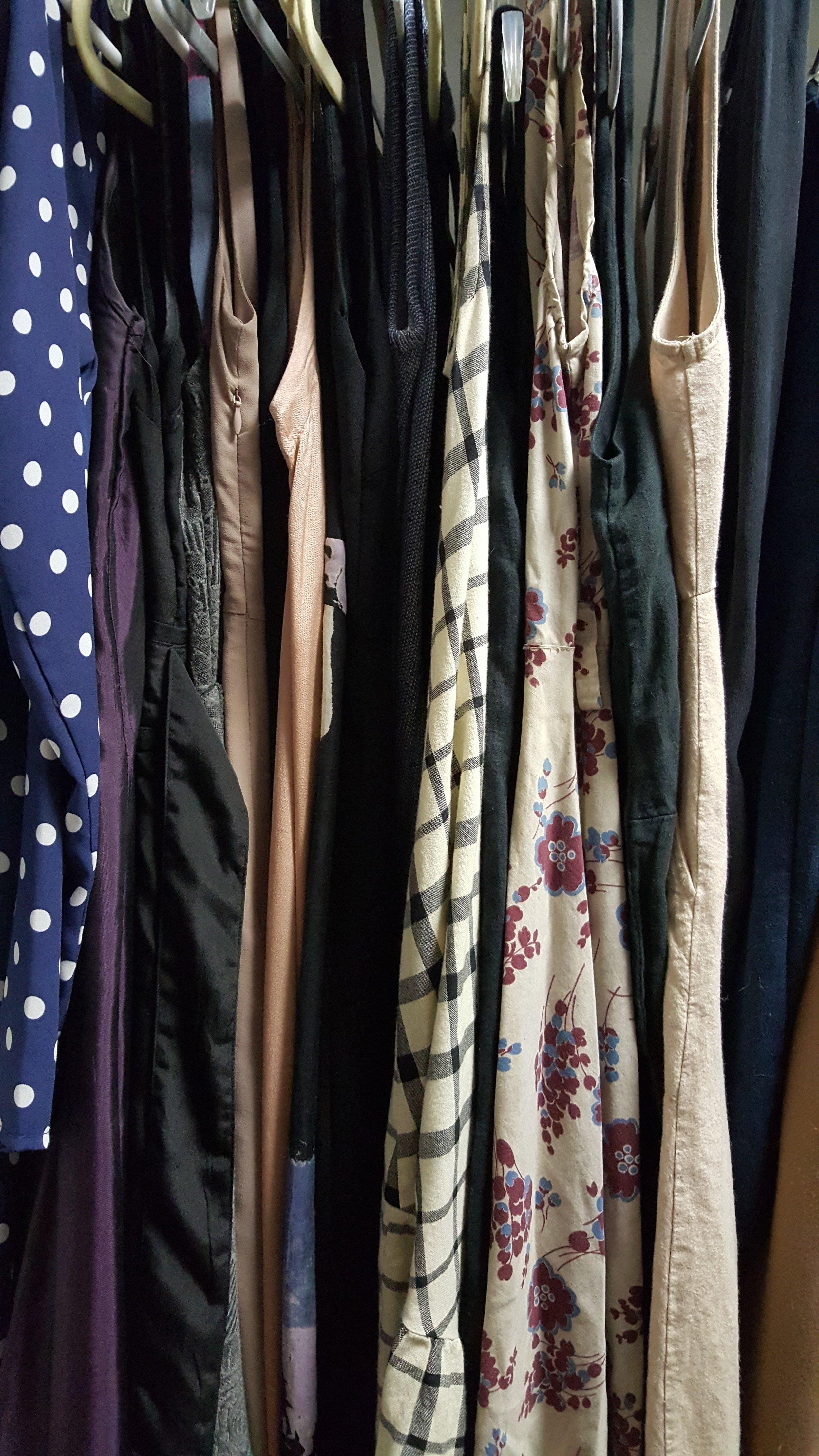 Garment among garments.