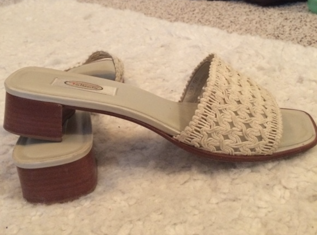 Secondhand Talbots - Terrible lighting in this photo, but the color is described as