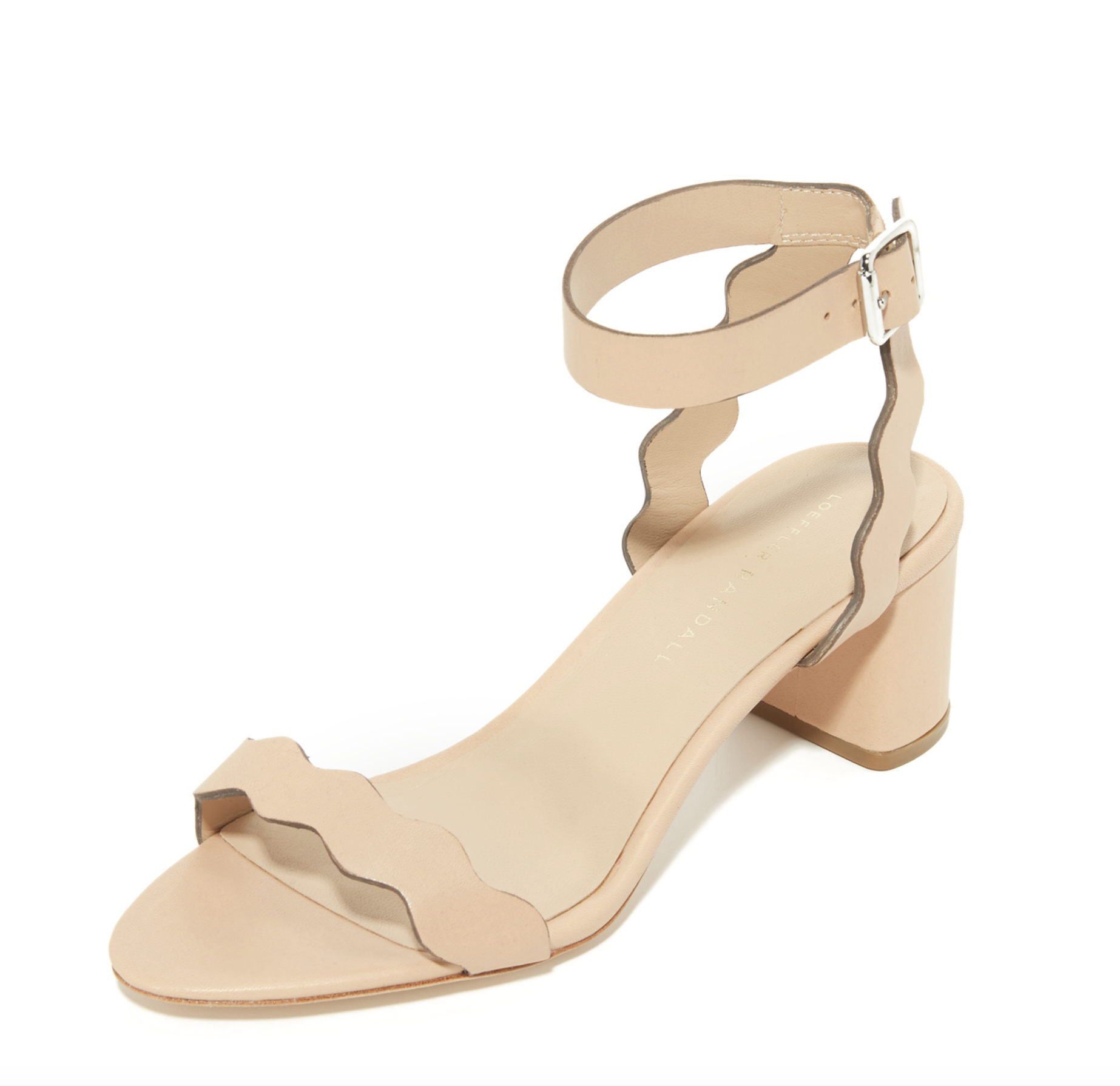 Loeffler Randall - Emi - These are so close! But the wavy straps are throwing me off. Are the good? Or bad? I honestly can't tell.