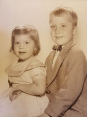 """Arnold LaGrange was Anne Loving's only brother. He was five years her senior. """"He took care of me,"""" she said. """"I really did adore him.""""( Photo: NorthJersey.com"""