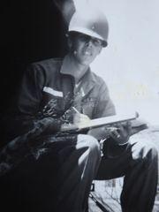 Paul Caminiti during his Army days. Photo: Viorel Florescu/NorthJersey.com