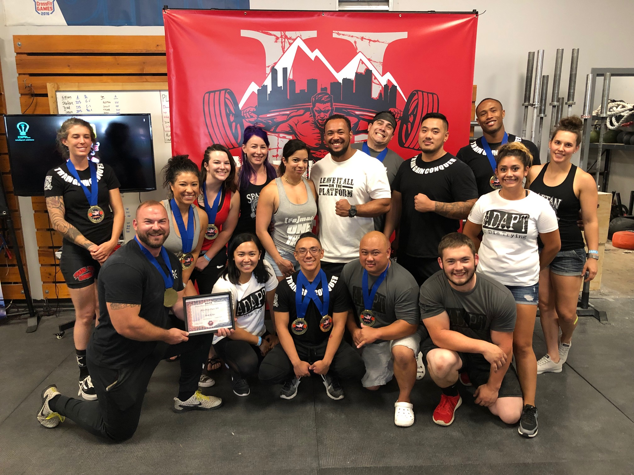 Join a powerlifting community that is passionate, determined, and supportive.  - Online Programs$100/month —Spartan Warrior- online coaching,includes video critique, app for your phone with weekly training schedule,and access to private facebook group$150/month —Spartan Elite- Online coaching w/24 HR Exclusive Membership to gym