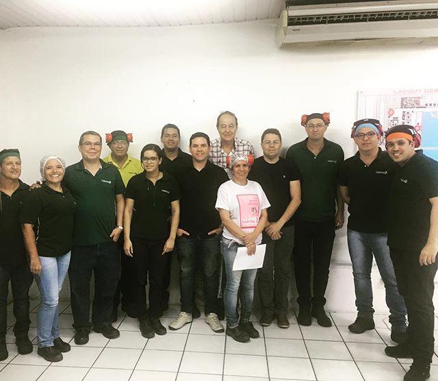 Com muito orgulho recebemos hoje a recomendação de certificação na auditoria de manutenção da ISO 9001:2015! Parabéns a nossa equipe!! #fiabesa #qualidadeassegurada #iso90012015 #sacariaderafia #amaiordobrasil