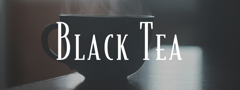 - Black tea is processed by being withered, fermented and dried. This produces a full-bodied, amber brew.