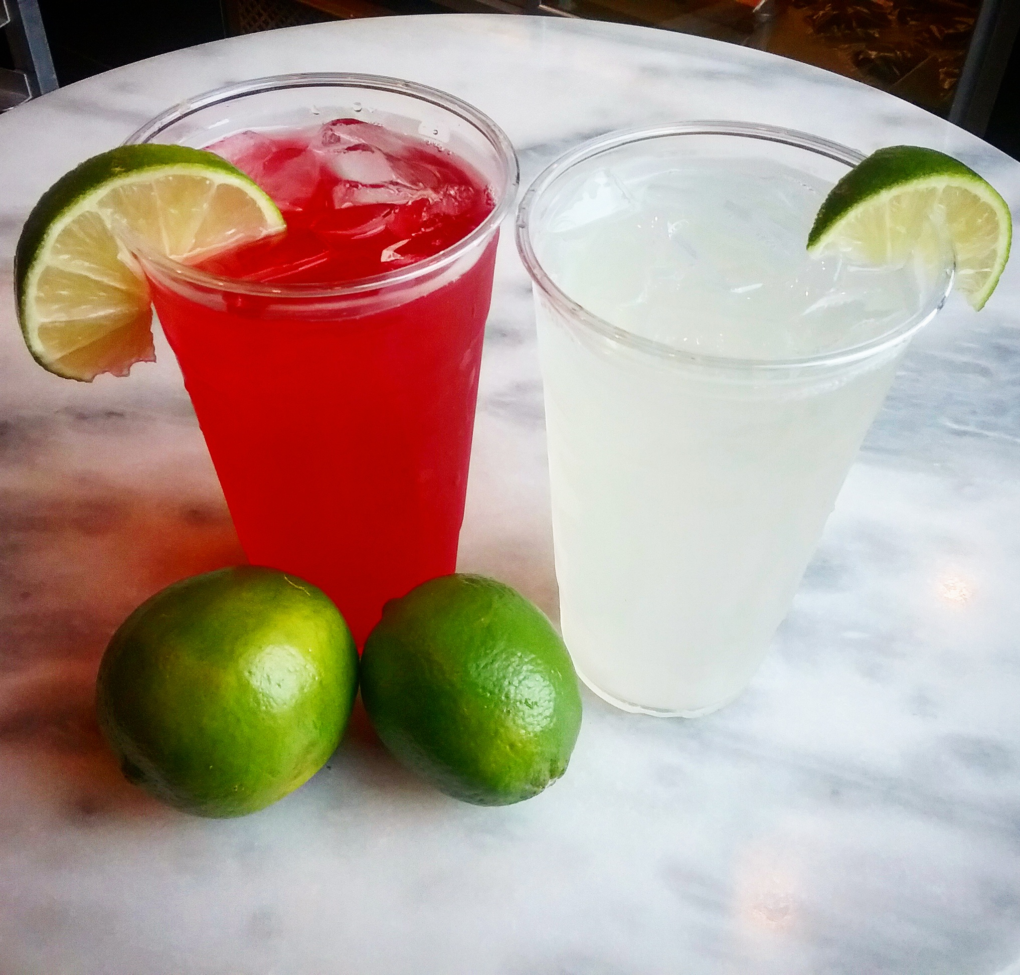 Caribbean lime cooler -- shake your lime thing.jpg