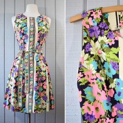 60s Lanz Cotton Sundress | $115