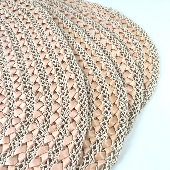 60s Woven Placemats | $27