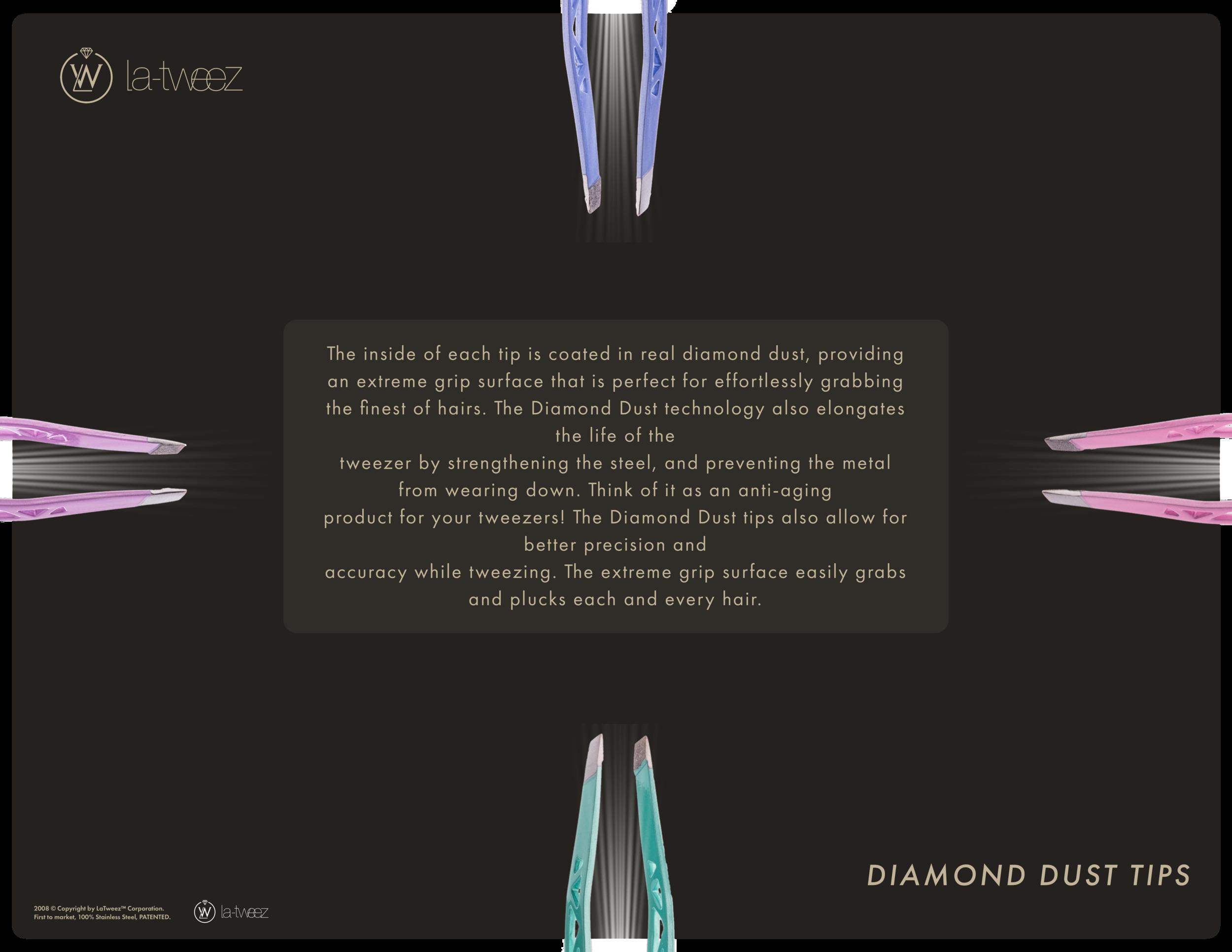 Latweez Diamond Dust Tips