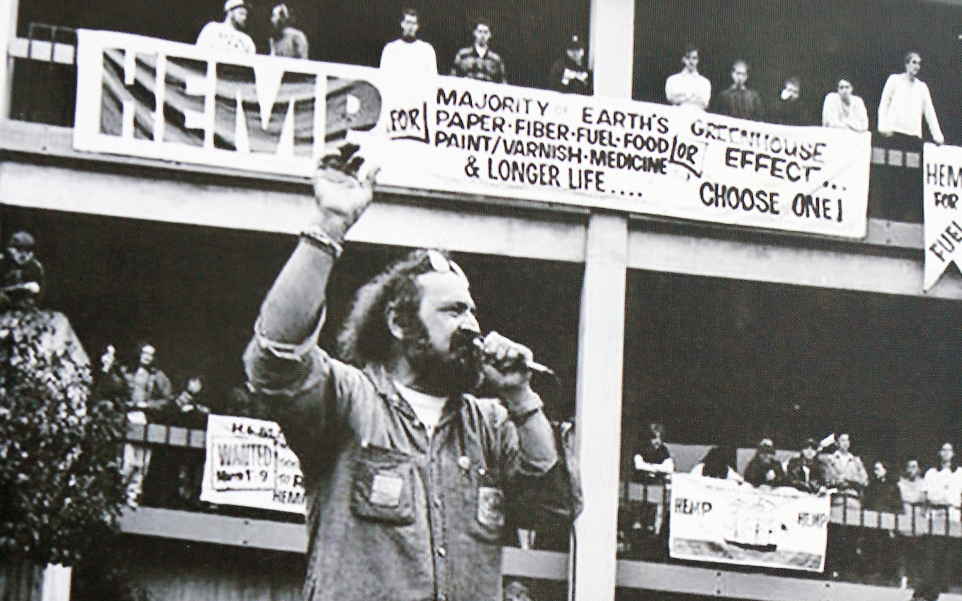 It is our history and we have to remember the legacy of Jack Herer. -