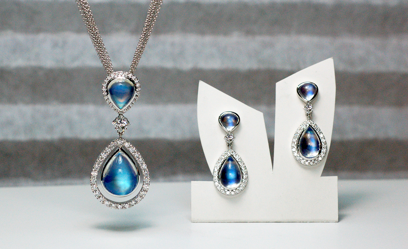 Emotional Affair - Jewelry is always an emotional affair. Whether creating a custom design or restoring a family heirloom, Boris delves into what inspires, moves and connects you to the world around you in order to create something deeply meaningful.