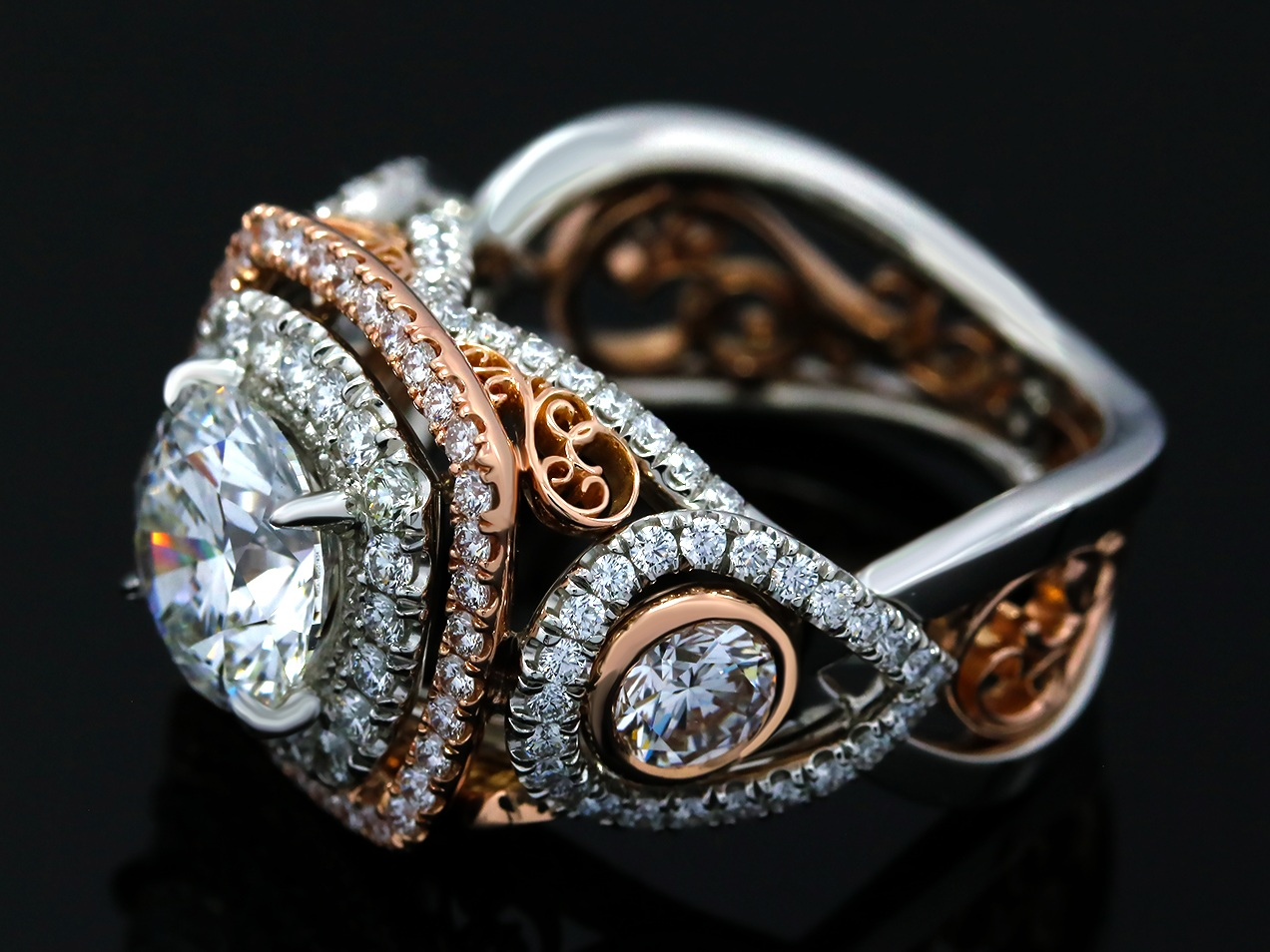 Jewelry Design - The jewelry one wears is one of the boldest expressions of their personality