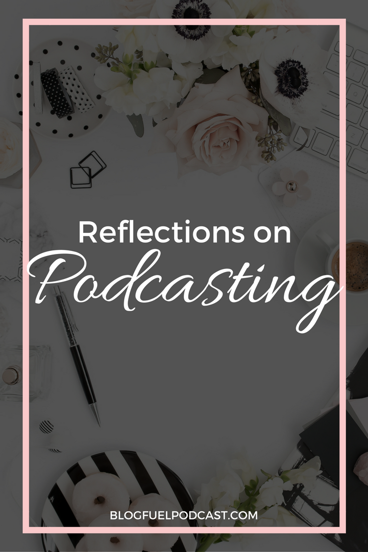 Podcasting is so much fun and we've learned so much along the way. In this episode, we're reflecting on the podcast and sharing how you can start one too!